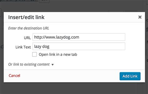 Txt Links by Beginner S Guide On How To Add A Link In