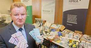 Over 142,000 illegal prescription meds worth €430,000 ...