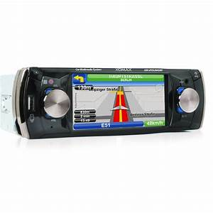 Autoradio Mit Navigation : car stereo with navi navigation 11cm touchscreen usb sd ~ Jslefanu.com Haus und Dekorationen