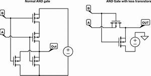 using transistors as logic gates electrical engineering With circuits misconceptions clarified electric circuit understanding