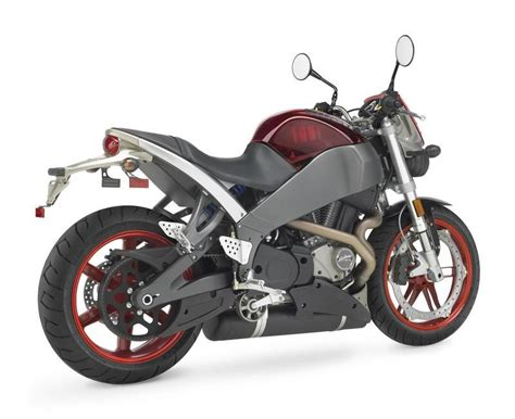 2007 Buell Lightning Xb12s Review