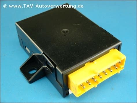 Ews Control Unit Bmw 61358363830 Lk 05393111 110187