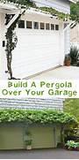 12 Add A Pergola Over Your Garage  17 Impressive Curb Appeal Ideas Cheap