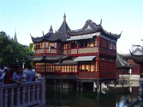 vieille ville la maison de th 233 photo de shanghai shanghai
