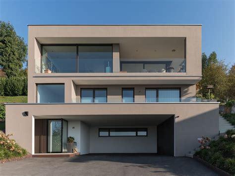 Moderne Häuser Hanglage by Einfamilienhaus Hanghaus Modern Edelstahlpool