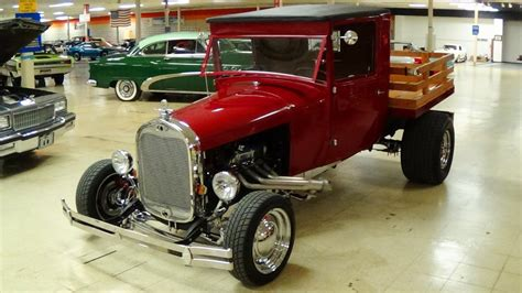 Ford Hot Rod Pickup Bbl Youtube