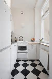 black and white tile kitchen ideas black and white kitchen tile iroonie