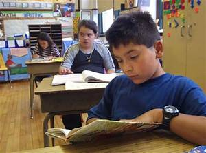 How do teachers kill the joy of reading for their students?