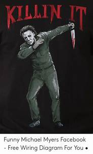 Illin Funny Michael Myers Facebook