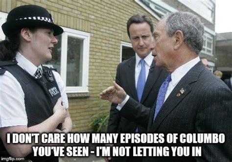 David Cameron Meme - david cameron with police imgflip