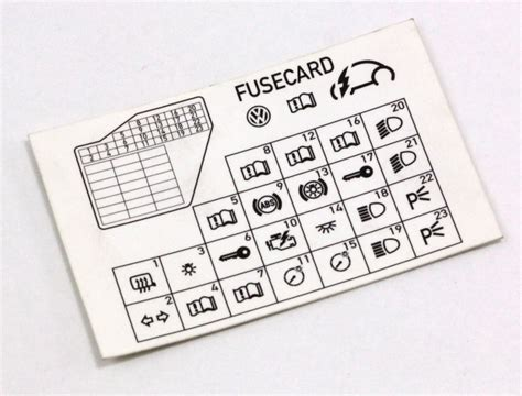 Jetta Fuse Box Diagram Imageresizertool