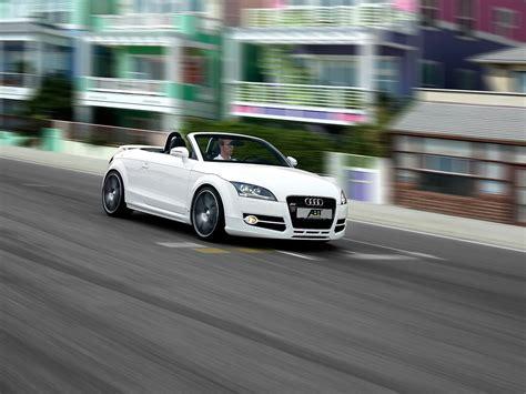2007 Abt Sportsline Audi Tt Roadster Front Angle Speed
