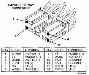 98 Grand Cherokee Stereo Wiring