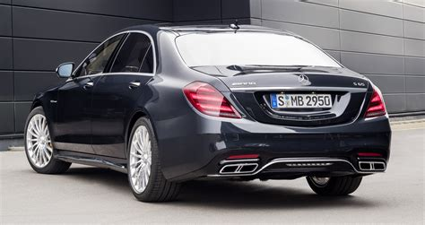2018 Mercedesbenz Sclass, Amg, Maybach Models Revealed