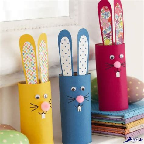 arts and crafts ideas easy کاردستی آسان و راحت با بهترین ایده ها مخصوص کودکان 7751