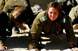 Beautiful Jewish Women: Israeli Military Girls