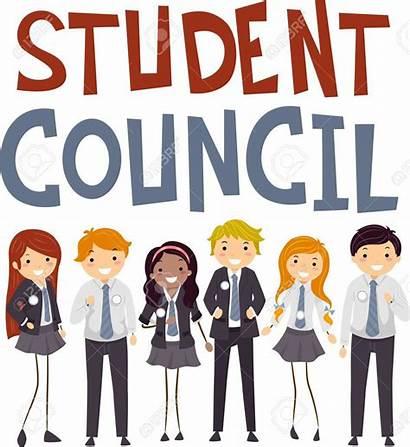 Council Student Clipart Uniform Stickman Teen Campaigning