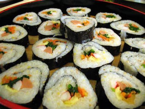 korean dishes korea south kimbap try cuisine need