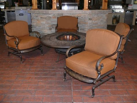 st moritz seating pit set by hanamint family