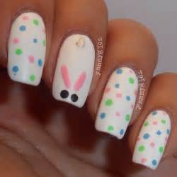 Beautiful easter nail art design ideas for trendy girls