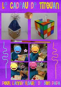 Cadeau D Anniversaire Pour Papa : bricolage pour papa ms35 jornalagora ~ Dallasstarsshop.com Idées de Décoration