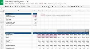 Unternehmensbewertung Berechnen : unternehmensbewertung mit excel cash flows berechnen ~ Themetempest.com Abrechnung