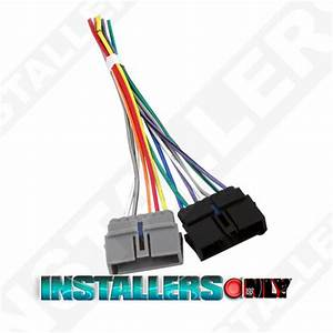 Aftermarket Car Stereo Wire Harness For Jeep  Radio