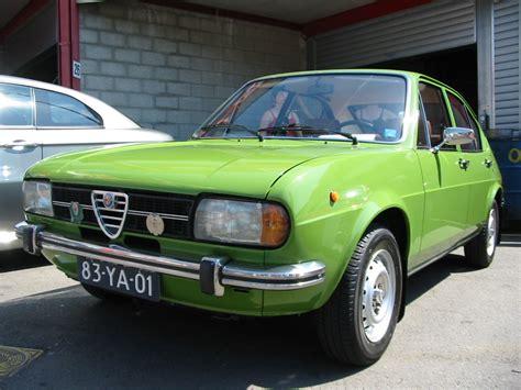 Alfa Romeo Alfasud  Wikipédia, A Enciclopédia Livre