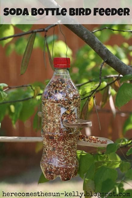 handmade bird feeders recycling clutter  recycled