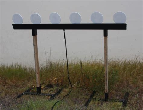 steel plate rack shooting plate rack rogue shooting targets llc