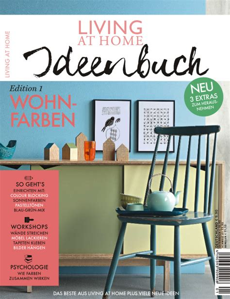 Living At Home Ideenbuch by Das Living At Home Ideenbuch Living At Home