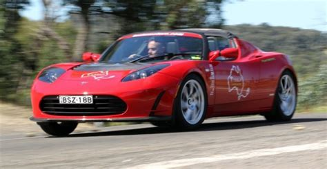 Tesla Roadster Sport 2.5 Review