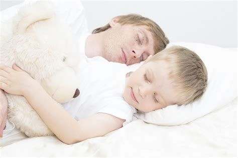 Parents Who Dont Get Enough Sleep May Increase Their