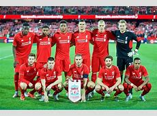 Adelaide United 02 Liverpool Player Ratings