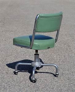 Chaise De Bureau Vintage : rrrr ~ Teatrodelosmanantiales.com Idées de Décoration