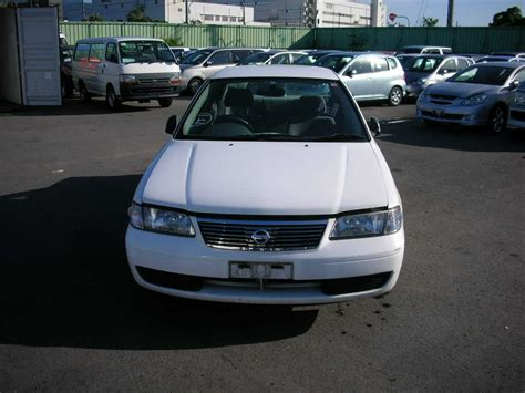 nissan sunny 2002 2002 nissan sunny pictures 1500cc for sale