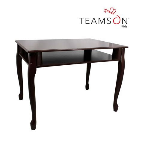windsor table and chairs windsor rectangular table and chair set espresso
