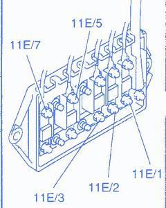 Volvo Xc60 2003 Rear Fuse Box  Block Circuit Breaker Diagram  U00bb Carfusebox
