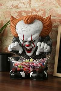 It Pennywise Candy Bowl Halloween