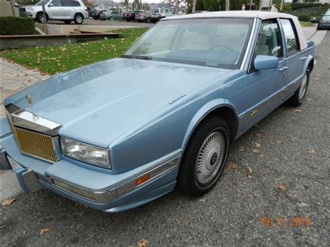 Used 1991 Cadillac Seville For Sale