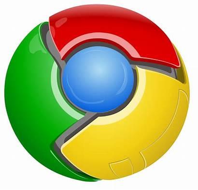 Chrome Google 3d Logos Transparent Brands Emblem
