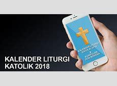 Download Kalender Liturgi Katolik 2018 Doa Novena harian