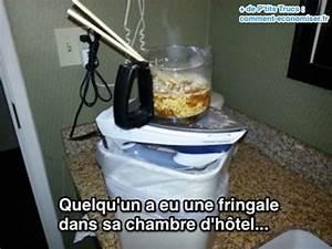 Une astuce abracadabrante pour se faire a manger dans sa for Peut on ramener quelqu un dans sa chambre d hotel
