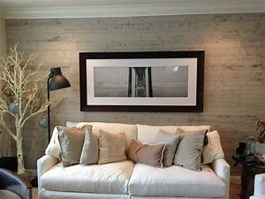 peel and stick wallpaper Living Room Contemporary with