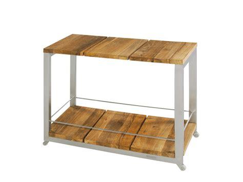 ilots de cuisine but table desserte en bois
