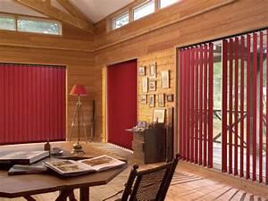 le store californien ses bandes verticales sont tendance With rideau pour terrasse exterieur 3 stores enrouleurs exterieurs ou interieurs motorises pour