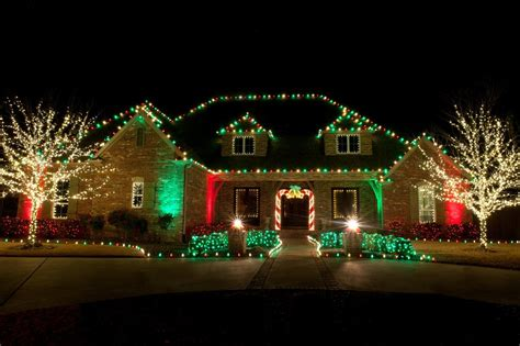holiday decorating services  christmas light