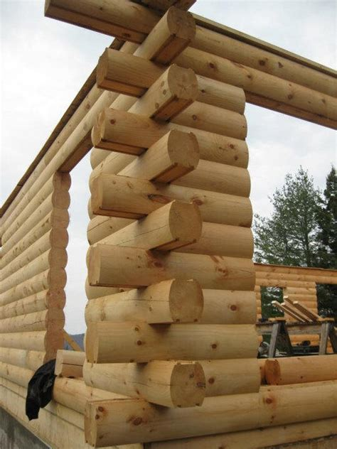 log home building systems  original lincoln logs