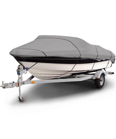 Budge Boat Covers by Budge 1200 Denier Boat Cover Fits V Hull