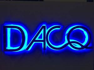 3d illuminated letters dacq ezbanner gallery With 3d illuminated letters